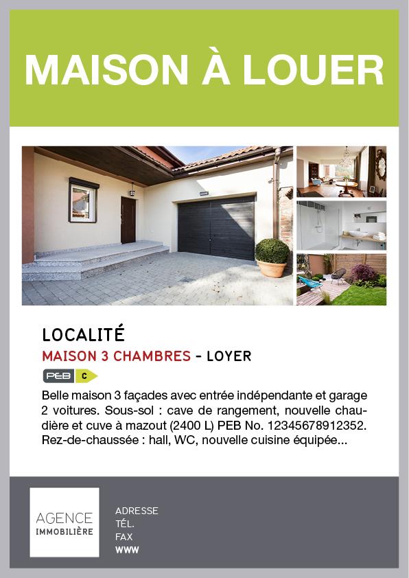 Vente location mentions dans les publicites site for Annonce pour louer une maison