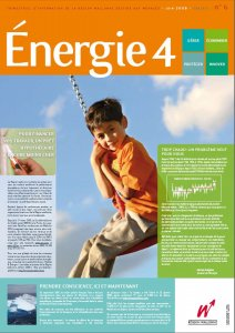 Couverture Energie 4 n°6