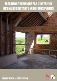 isolation thermique par l 39 int rieur des murs existants en briques pleines. Black Bedroom Furniture Sets. Home Design Ideas