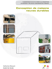 Cover Guide Maisons neuves durables