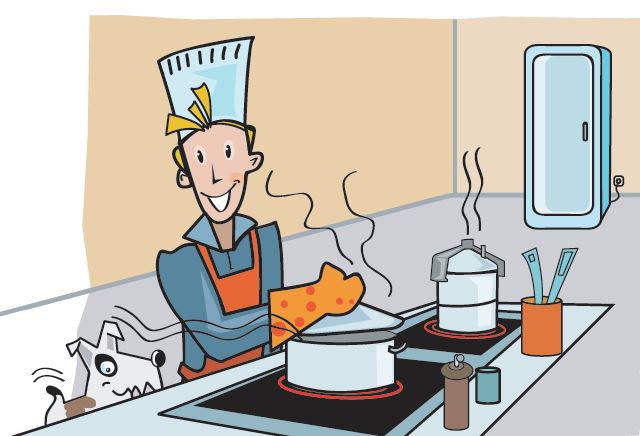 L 39 art de cuisiner avec moins d 39 nergie site nergie for Cuisiner au gaz ou a l electricite