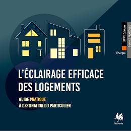 Eclairage efficace des logements