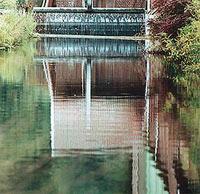 Moulin à eau - petite hydraulique